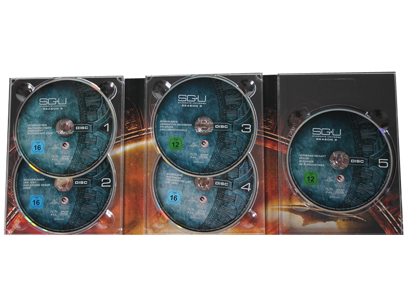 Stargate: Universe Staffel 2 - 007