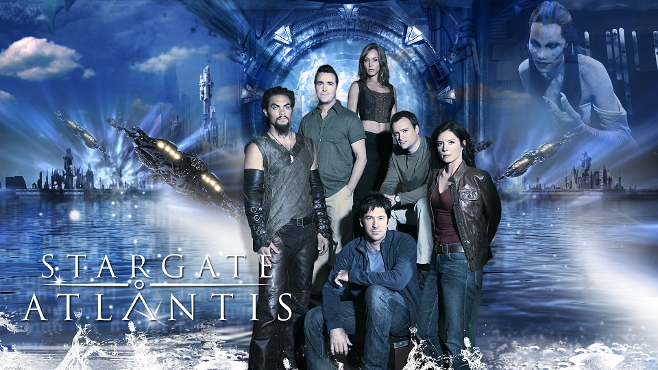 Wallpaper - SG-P - Stargate Atlantis