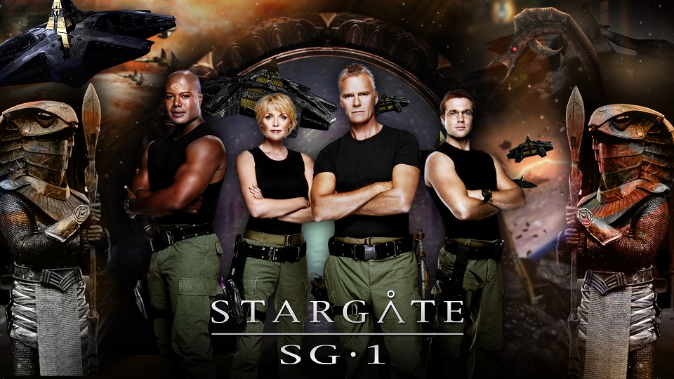 Wallpaper - SG-P - Stargate SG-1 - 1