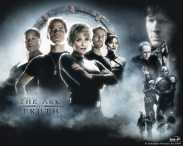 Wallpaper - SG-P - Stargate SG-1 - The Ark of Truth - Die Quelle der Wahrheit