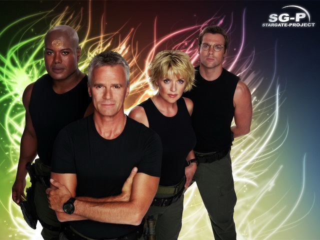 Wallpaper - SG-P - Stargate SG-1 - SG-1 - Team