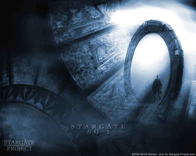 Wallpaper - SG-P - Stargate SG-1