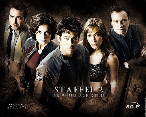 Wallpaper - Stargate Atlantis 2 - Promo 2