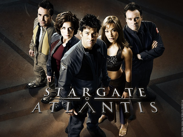 Wallpaper - Stargate Atlantis 2 - Promo 3