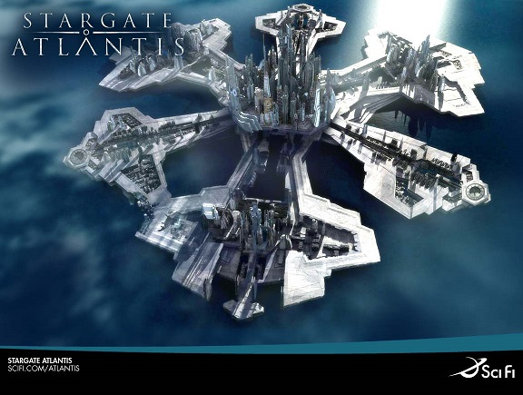 Wallpaper - Stargate Atlantis - Atlantis - 3