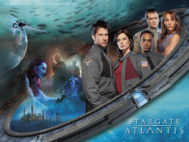 Wallpaper - Stargate Atlantis