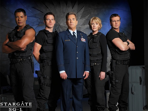 Wallpaper - Stargate SG-1 - 4