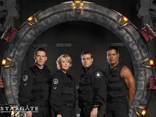 Wallpaper - Stargate SG-1 - 5
