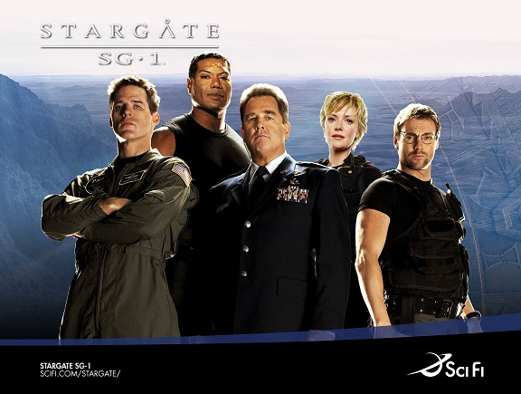 Wallpaper - Stargate SG-1 - 6