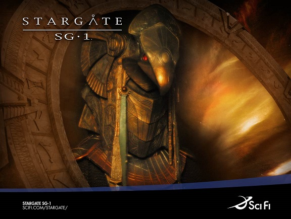 Wallpaper - Stargate SG-1 - Horus